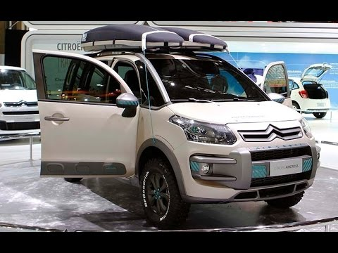 citroen c3 cactus aircross 2016 youtube. Black Bedroom Furniture Sets. Home Design Ideas