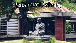 Mahatma Gandhi Ashram at Sabarmati, Ahmedabad, Gujarat