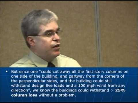 The NIST WTC Report - The Official Investigations of the Collapses of the Twin Towers and Building 7