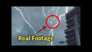 THOR SPOTTED IN REAL LIFE