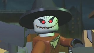 LEGO Batman: The Video Game Walkthrough - Episode 3-3 The Joker's Return - Flight of the Bat