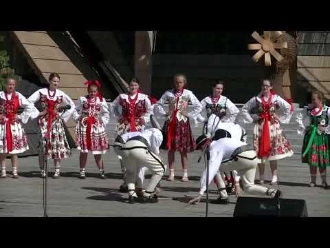 The Folklore Festival Poľana - Slovakia travel