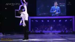 2013年 東京都渋谷区の国立代々木競技場第1体育館で開催されたアイスシ...