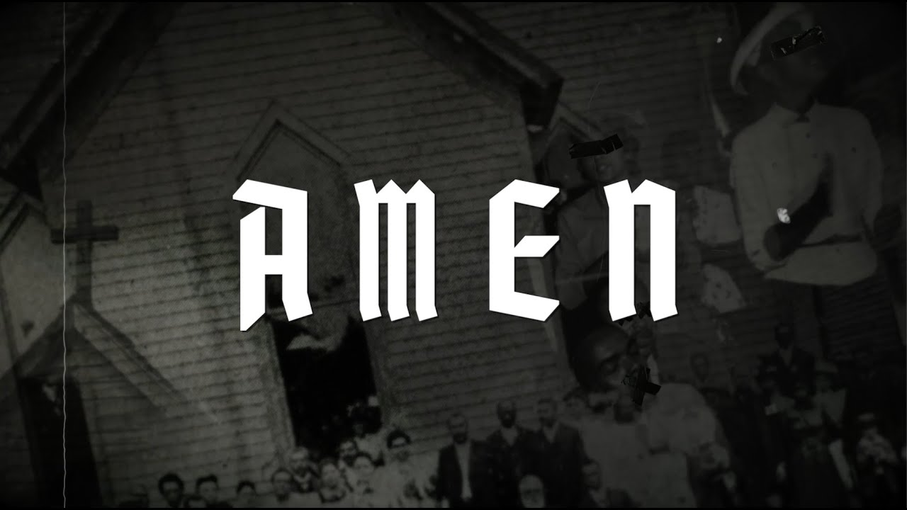 Kevo Muney - Amen (feat Kevin Gates) [Official Lyric Video]