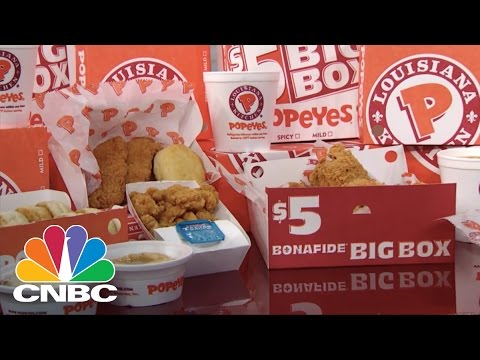 Pick Up Popeyes? | Mad Money | CNBC