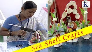 Sea Shell Crafts : An Income Generating Activity