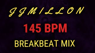 145 Bpm. Breakbeat MiX 18