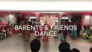 Parents & Friends Dance (#AmnuSaysIDo)