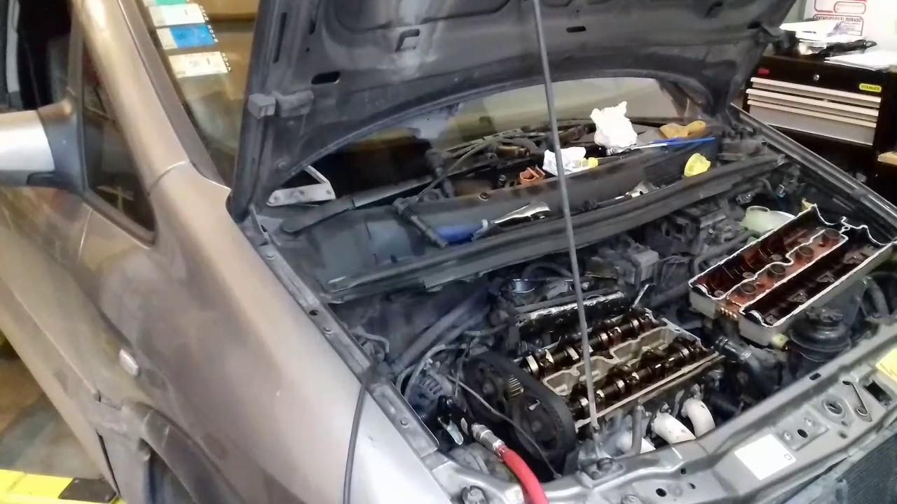 Chevrolet Zafira Junta Perdida Aceite Chevrolet Zafira Taller