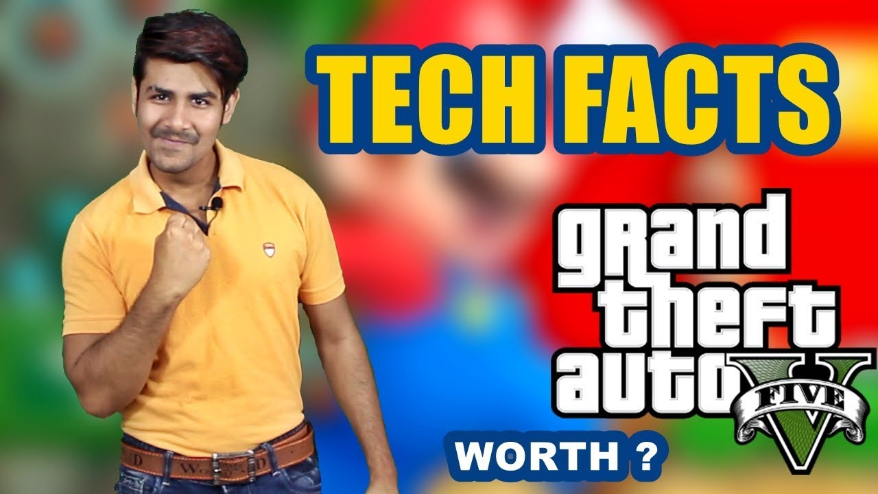 Most Expensive Video Game ? | Interesting Facts About Video Games | Tech Facts