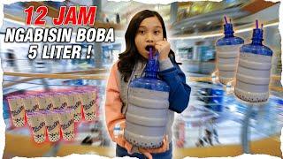 Download 12 Jam Ngabisin Boba 5 Liter Di Mal