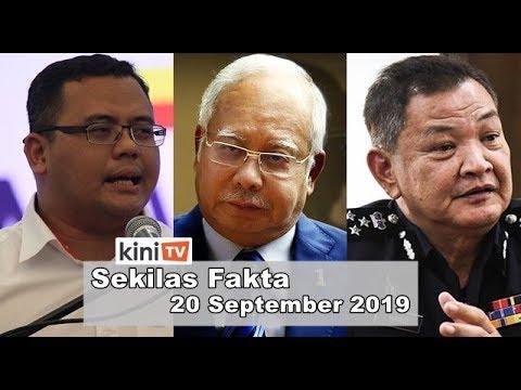 MB Selangor ucap terima kasih, Najib jenguk penduduk Paya Jaras, CCTV elak fitnah polis