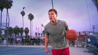Blake Griffin HUGE DUNKS - Red Bull Launchpad [HD]