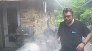 Beef Fajitas & black bean soup
