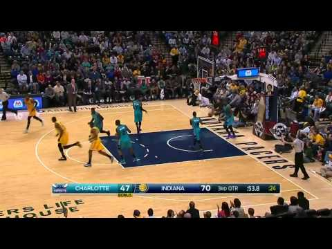 Charlotte Hornets vs Indiana Pacers - Full Highlights - April 03, 2015 NBA Season 2014-15