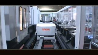 Palletech   µ4800 & Variaxis 500 5x   High precision component & Machinery component