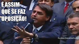➜ Petista provoca Bolsonaro e recebe resposta avassaladora