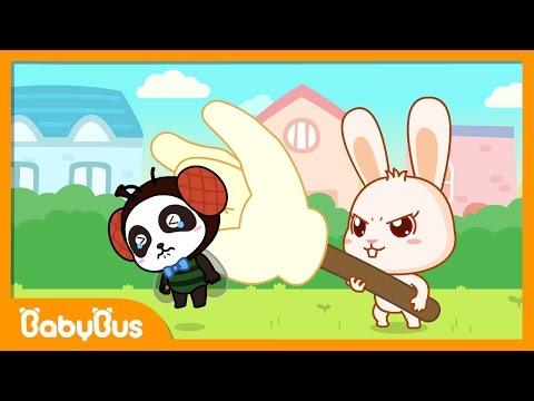 Little Peter Rabbit   Nursery Rhymes   Kids Songs   Toddler Songs   Kids Cartoon   BabyBus
