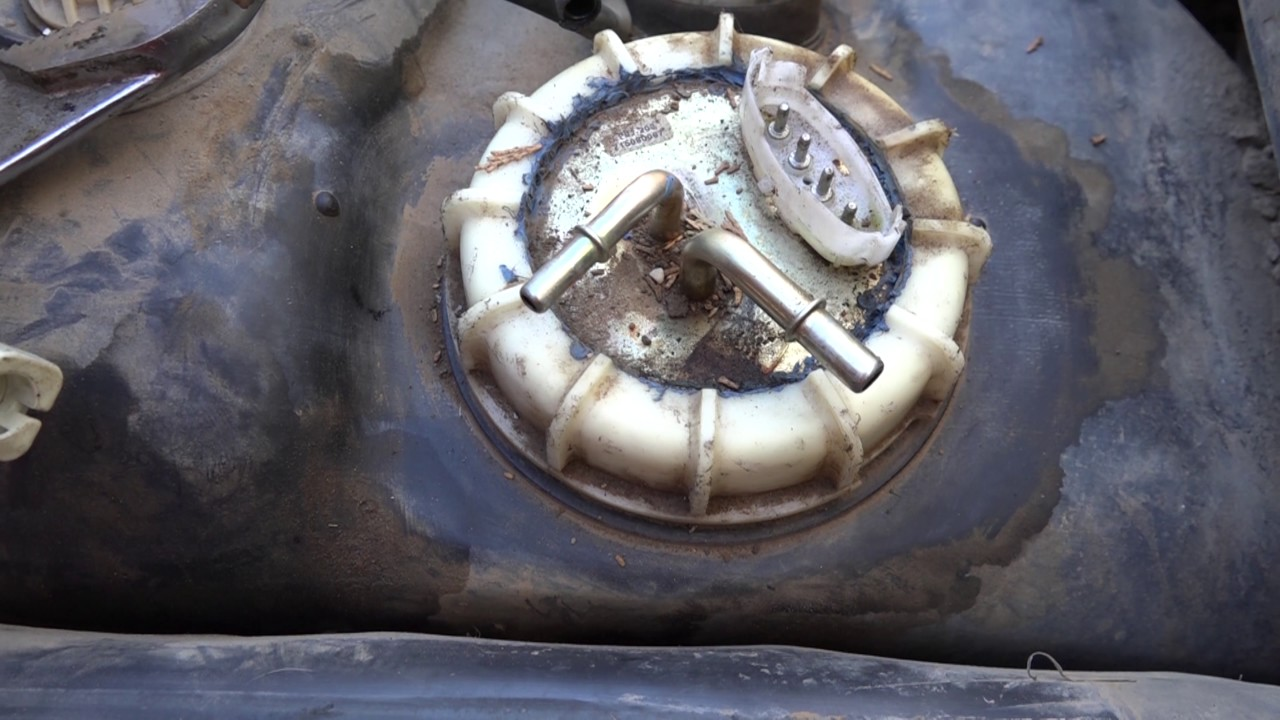 hight resolution of replacing a ford ranger fuel pump lifting bed