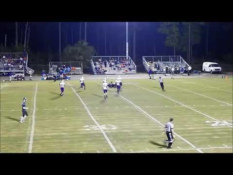 Drake Roberts 2020 Quarterback Jr season South Walton high school vs Marianna