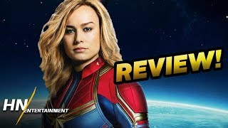 Captain Marvel Movie Review - The Big MCU Game Changer?