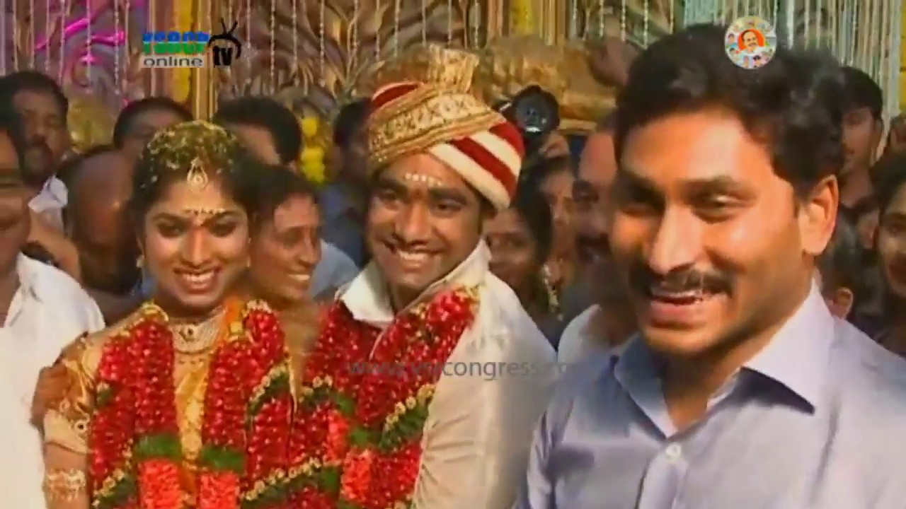 Y S Vivekananda Reddy Update: YS Jagan Tour Visuals & Attends Marriage Function Of