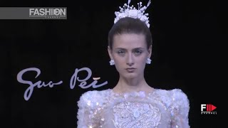 GUO PEI Haute Couture Fall 2016 Paris by Fashion Channel