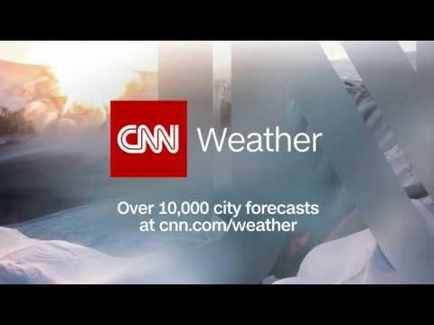 "CNN International: ""World Weather Forecast"""