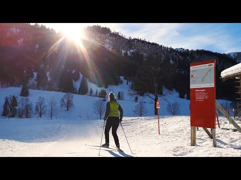 Film: Langlaufen im Rohrmoos