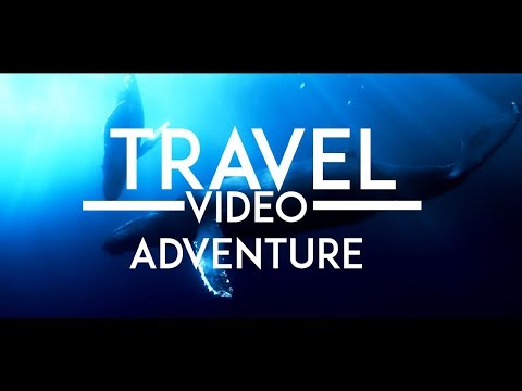 Travel Video Montage Vlog - Bali/Hawaii/Chile Trip - (PARADISE)