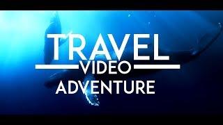 PARADISE -  Travel Video Montage - Bali/Hawaii/Chile Trip