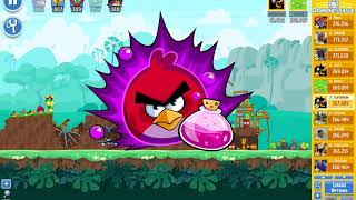 Angry Birds Friends tournament, week 303/1, level 2