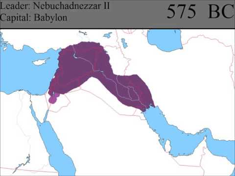 The Rise and Fall of the Neo-Babylonian Empire