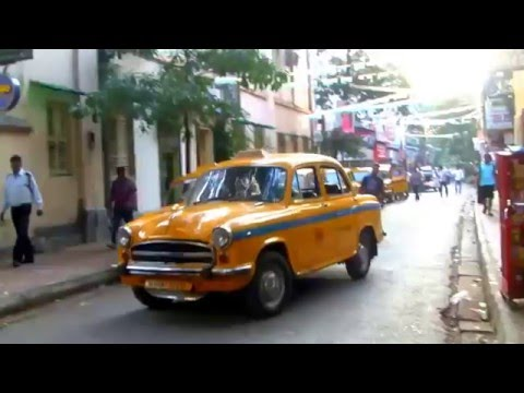 Kolkata - Sudder Street ( plus New Market and Esplanade)