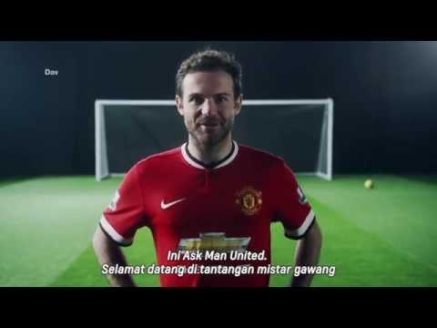#AskManUtd: Crossbar Challenge | Man Utd Players #Playfor Bragging Rights