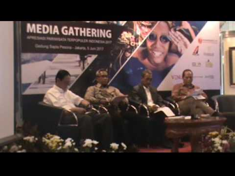 Media Gathering - Anugerah Pesona Indonesia 2017