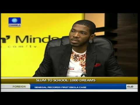 Rubbin' Minds: Slum To School Project: 1,000 Children Hopeful Of Education Prt1