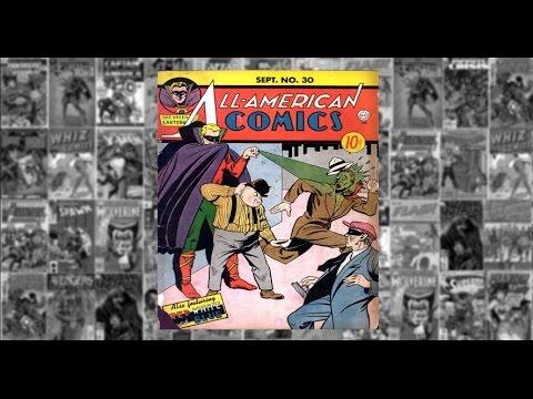 "Green Lanturn: All American Comics #30, ""The Bail Bond Racketeers"""