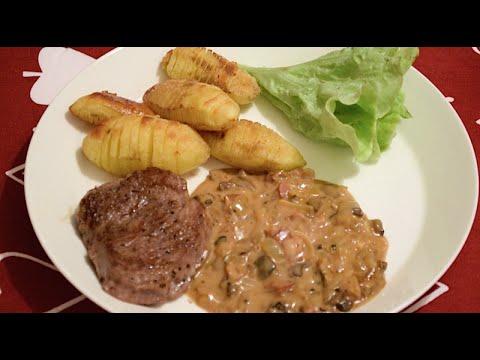 Картофель запеченный в сливочном масле