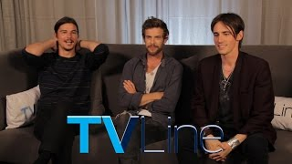 """Penny Dreadful"" Cast Interview at Comic-Con 2014 - TVLine"