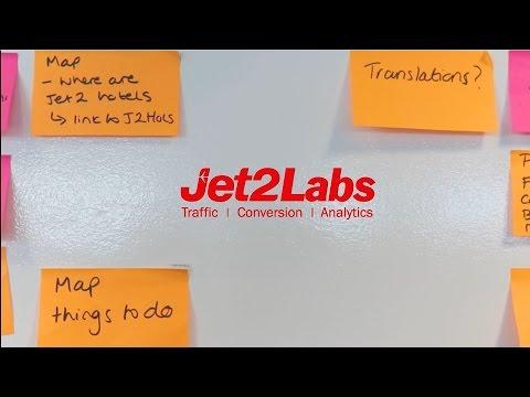 Jet2 UX Recruitment