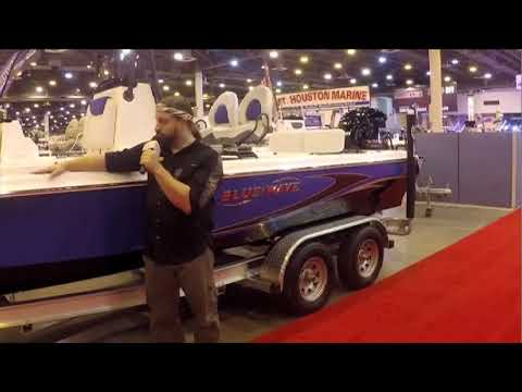 2018 Houston Boat Show Mt. Houston Marine