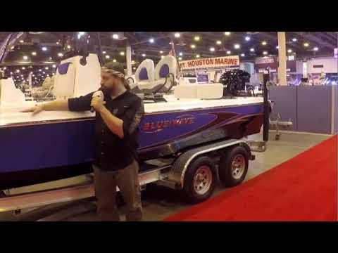 2018 Houston Boat Show Mt. Houston Marine