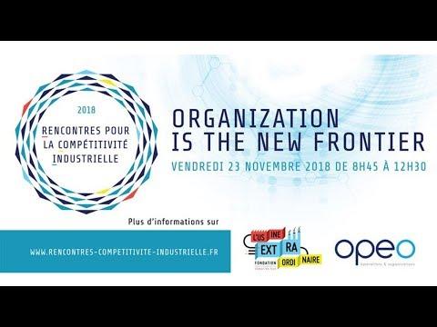Rencontres en ligne industrie Europe