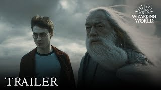 Harry Potter And The Half Blood Prince Official Trailer Youtube