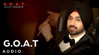 Gambar cover Diljit Dosanjh: G.O.A.T. Title Track (Audio) | Latest Punjabi Song 2020