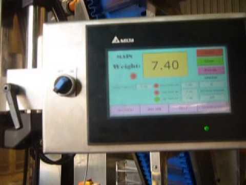 IOPAK Bulk Weighing System - Stock No.: FILL16554S
