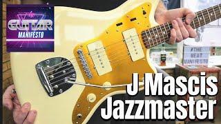 Squier J Mascis Jazzmaster Review Demo Dinosaur Jr.