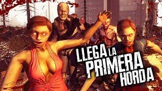 7 DAYS TO DIE: ¡LLEGA LA PRIMERA HORDA! - #5