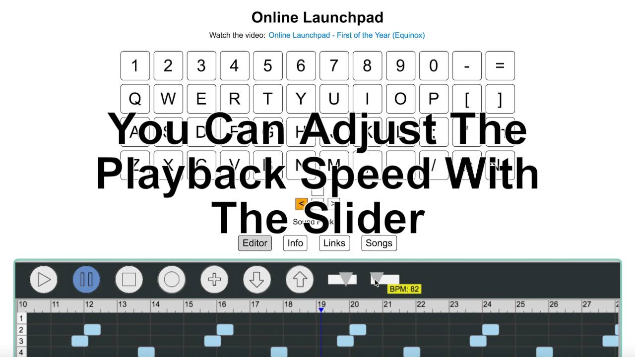 Online Launchpad Tutorial